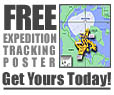 Free Expedition Tracking poster and Teacher Guide